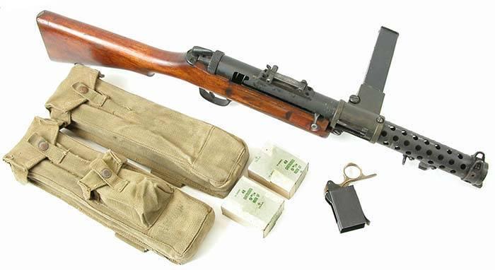 Lanchester (пистолет-пулемёт) — википедия переиздание // wiki 2