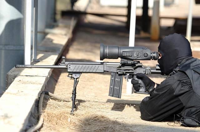 Mk 12 специального назначения rifle - mk 12 special purpose rifle - qwe.wiki
