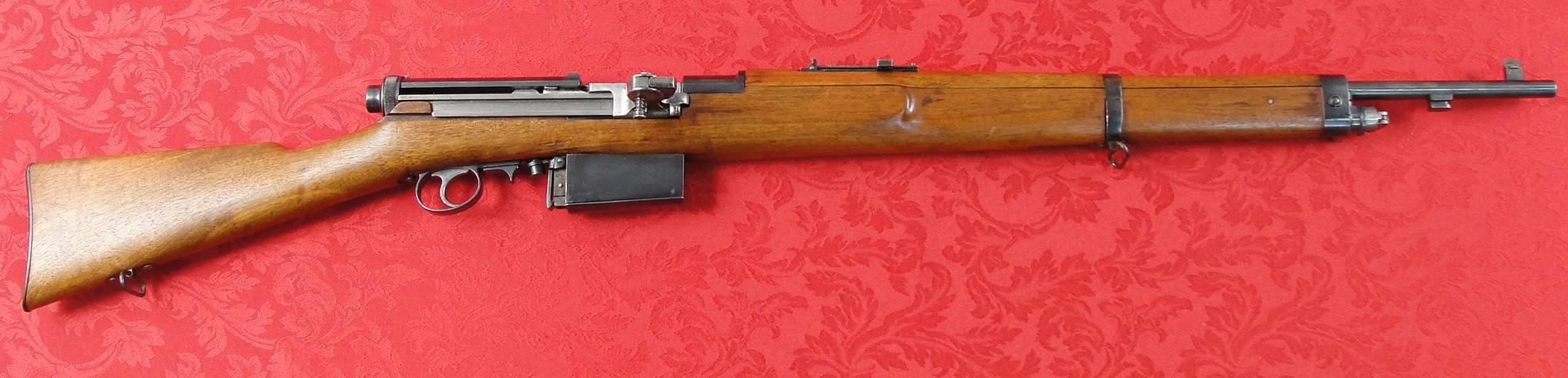 Винтовка мондрагона — википедия. что такое винтовка мондрагона
