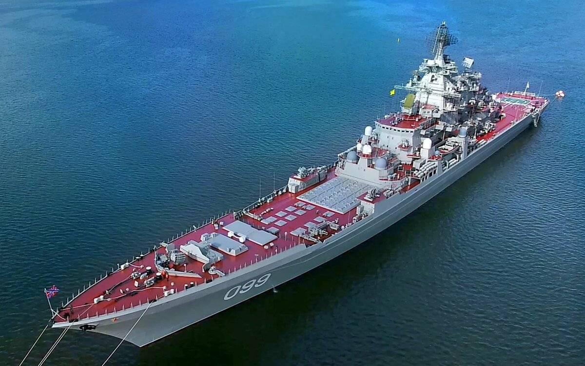 Как быстро крейсер типа «киров» потопит линкор типа «айова»? «у нас один критерий истины - практика» [фото] / news2.ru