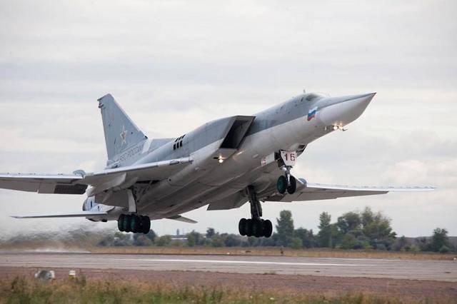 Бомбардировщик Ту-22М – «почти стратегическое» оружие