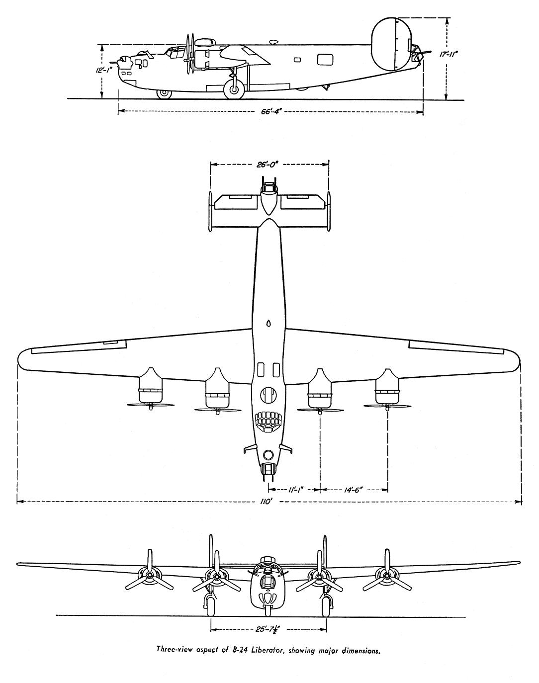 B-24 «либерейтор» 5 | военный альбом