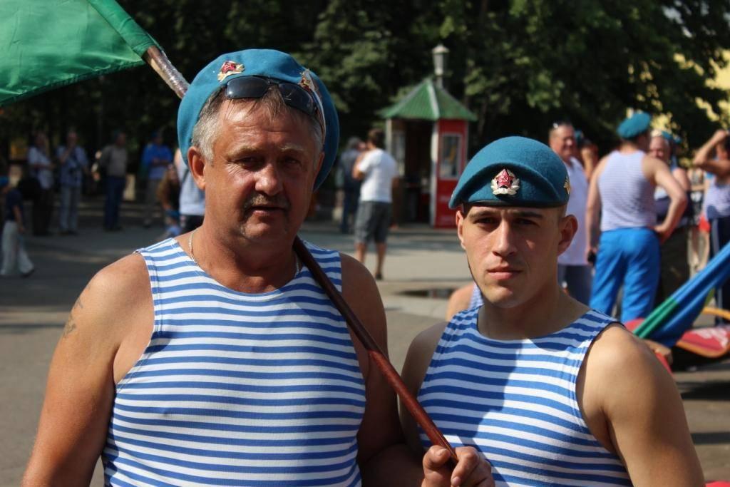 Какие береты были у вдв до голубых | русская семерка