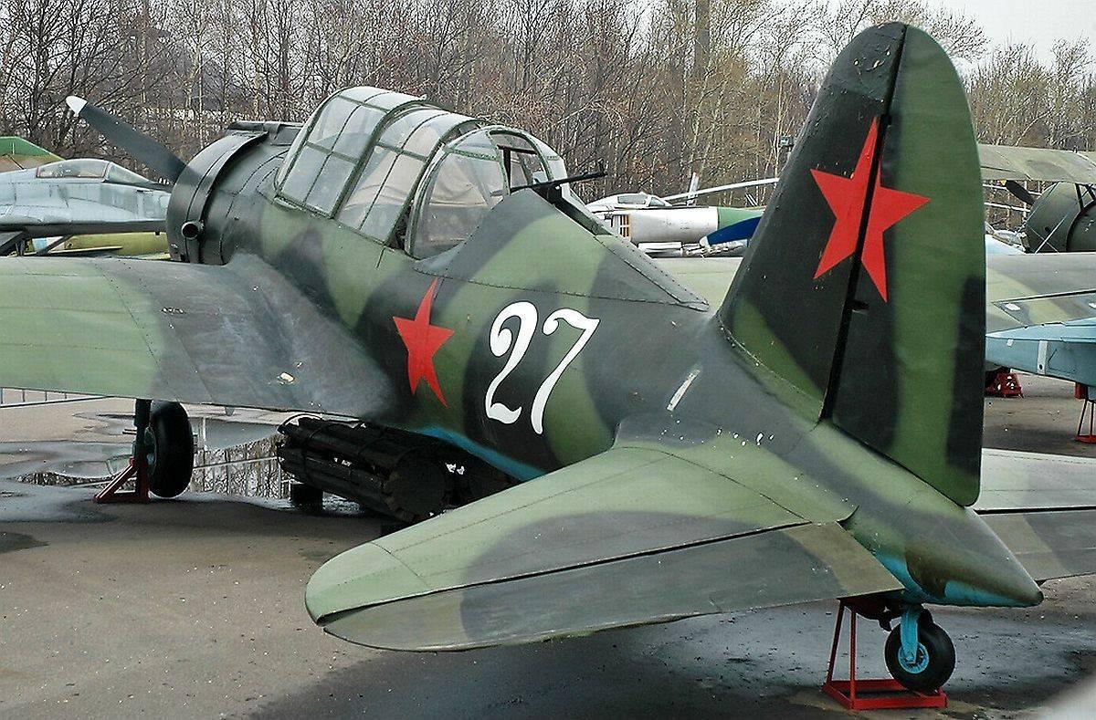 Советские самолеты предвоенного выпуска