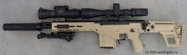 Снайперская винтовка калашникова — википедия. что такое снайперская винтовка калашникова