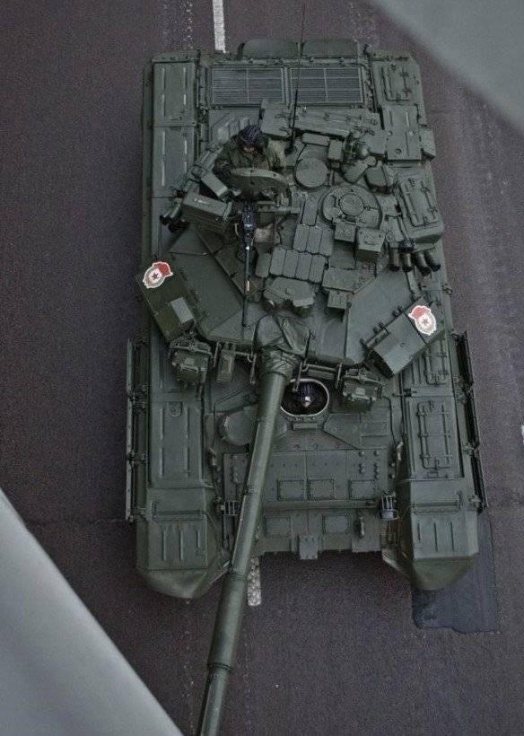 Танк Т-90 – последний советский и первый российский