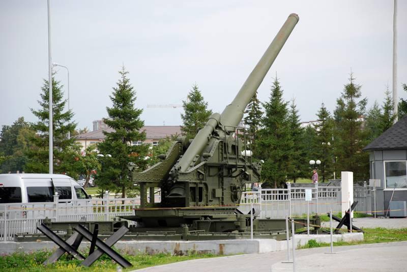 210-мм пушка образца 1939 года (бр-17)
