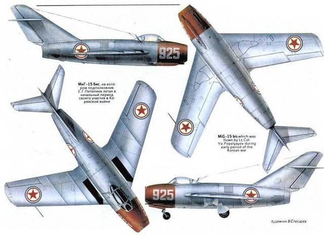 МиГ-15 – легендарный «Фагот» Корейской войны