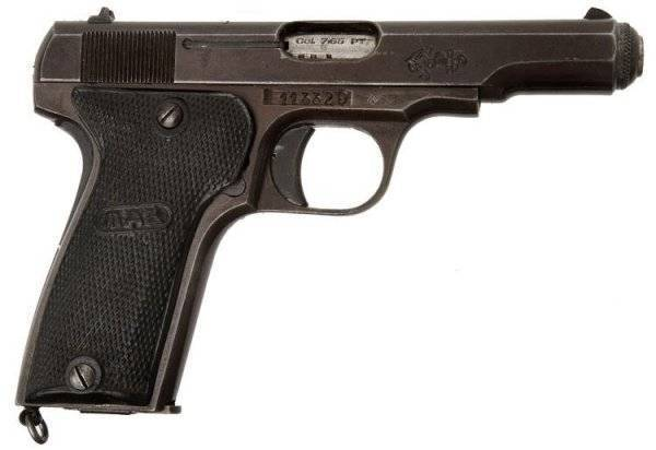 Mab model d pistol — wikipedia republished // wiki 2