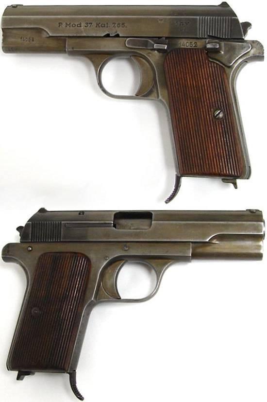 Читать онлайн самозарядные пистолеты страница 74