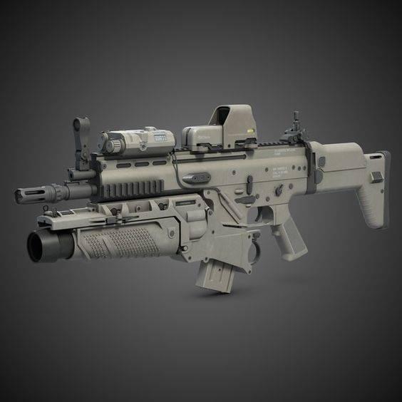 Штурмовые винтовки италии — лучшие современные боевые образцы