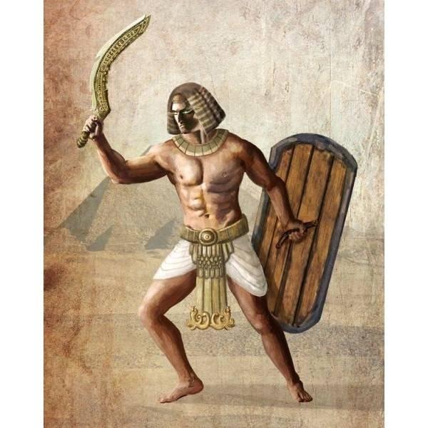 Необычное оружие древности. часть 1.
