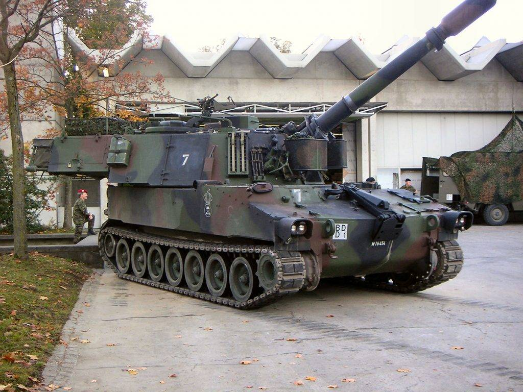 M109 (сау) — википедия переиздание // wiki 2