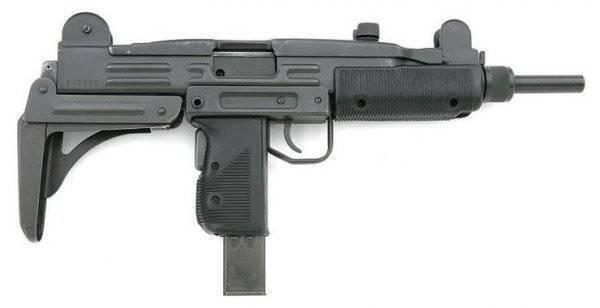 Пистолет-пулемет micro uzi aeg  в москвe