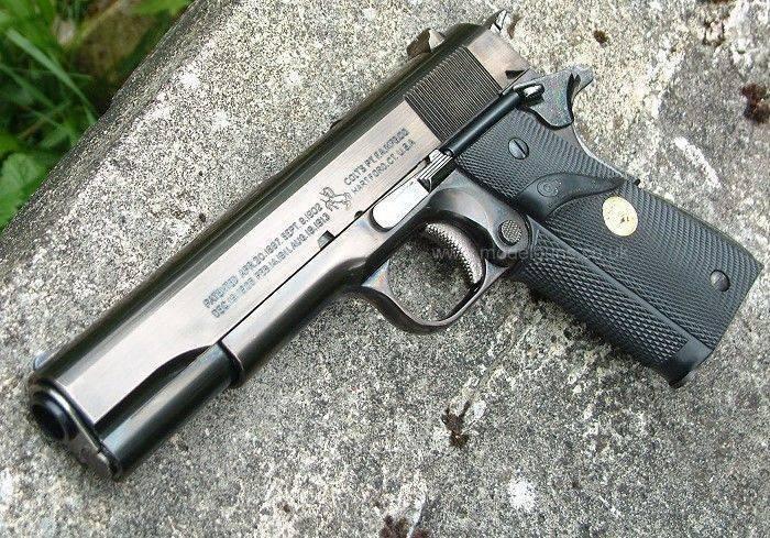 Топ 10 лучших пистолетов в мире