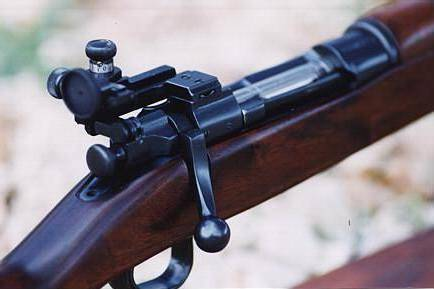 M1903 springfield rifle википедия