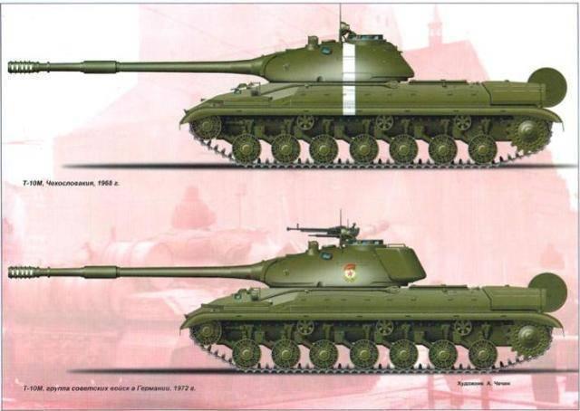 Каким мог стать танк ис-11 или объект 770. ссср