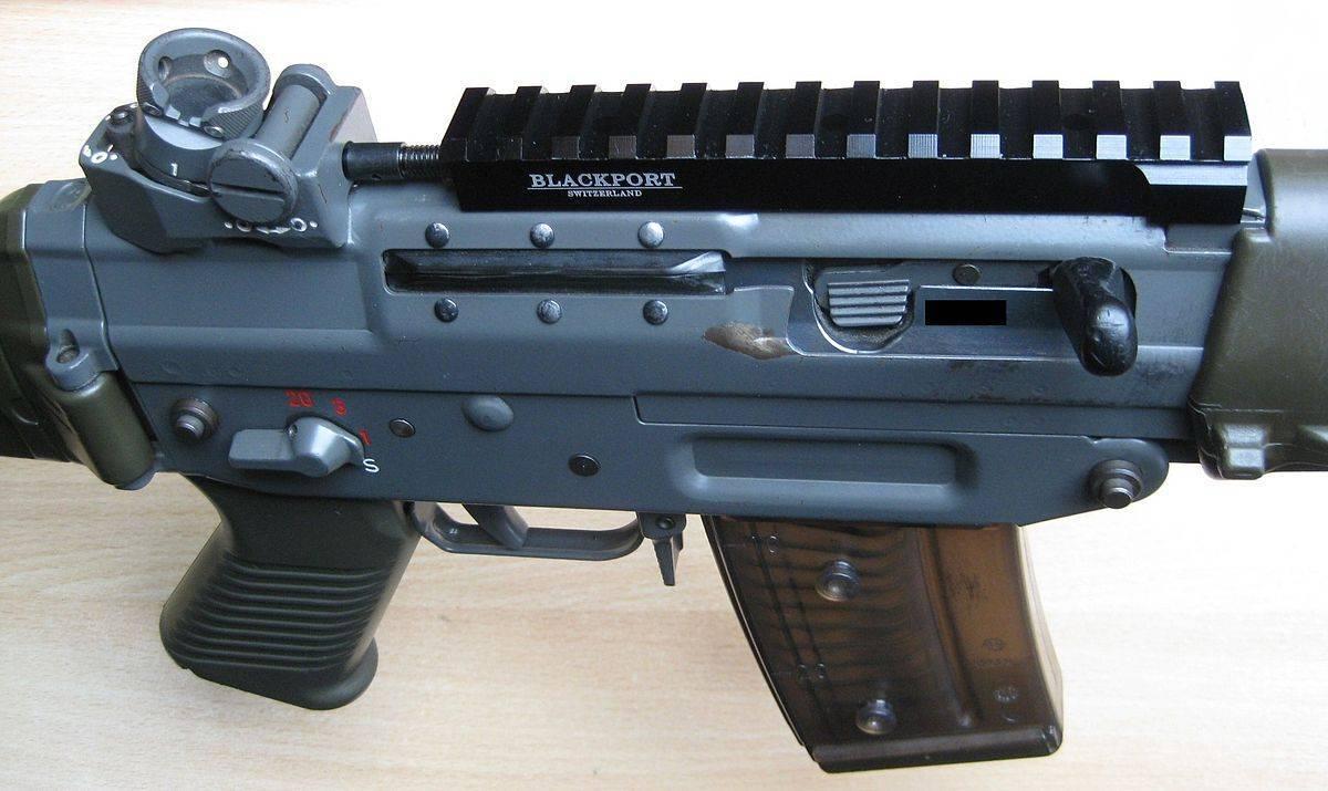Штурмовая винтовка Steyr Stg.58