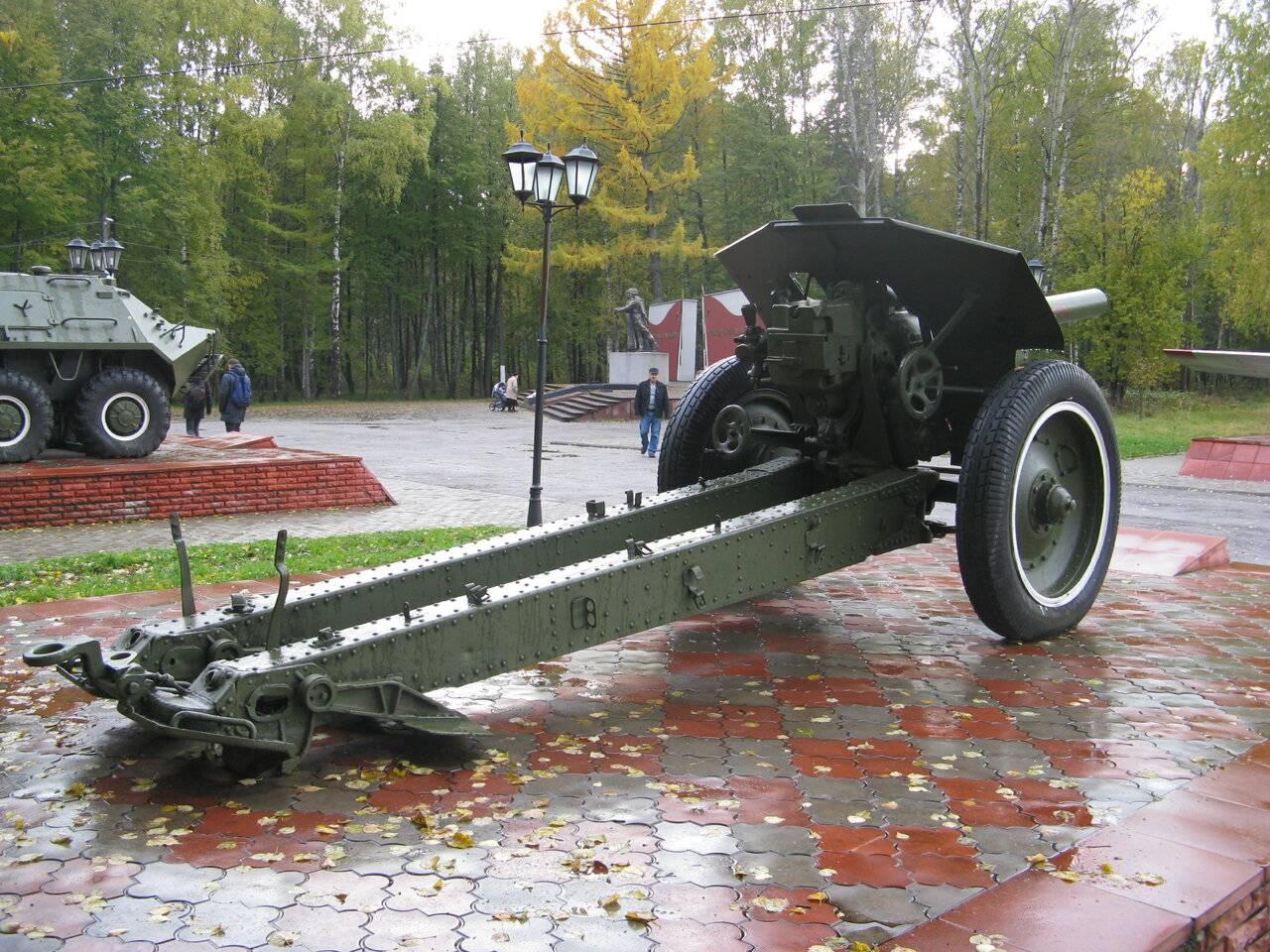 122-мм гаубица образца 1938 года (м-30) - 122 mm howitzer m1938 (m-30)