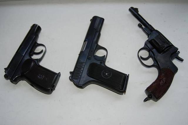 Пистолет пмм ттх. фото. видео. калибр. прицельная дальность. скорострельность. патрон. скорость пули. вес. размеры