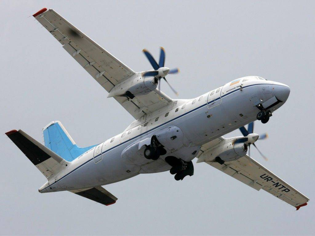 Самолет ан-124. фото. характеристики.