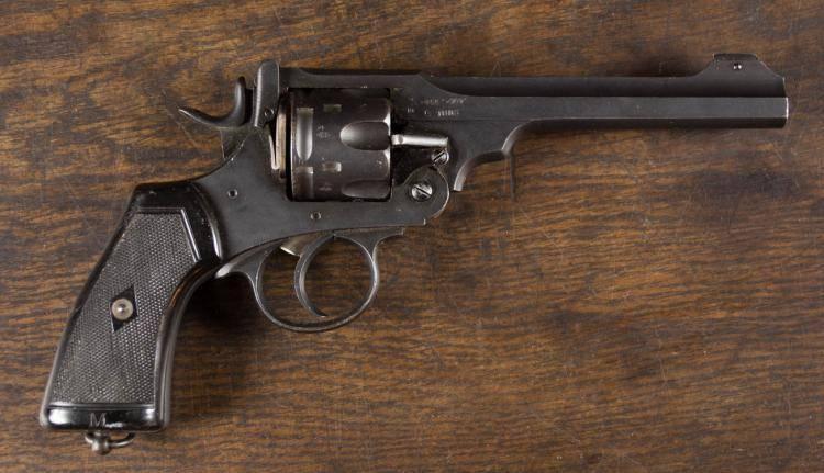Webley revolver википедия