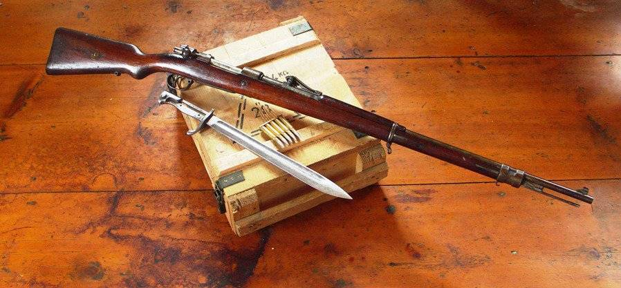 Винтовка Winchester M1895