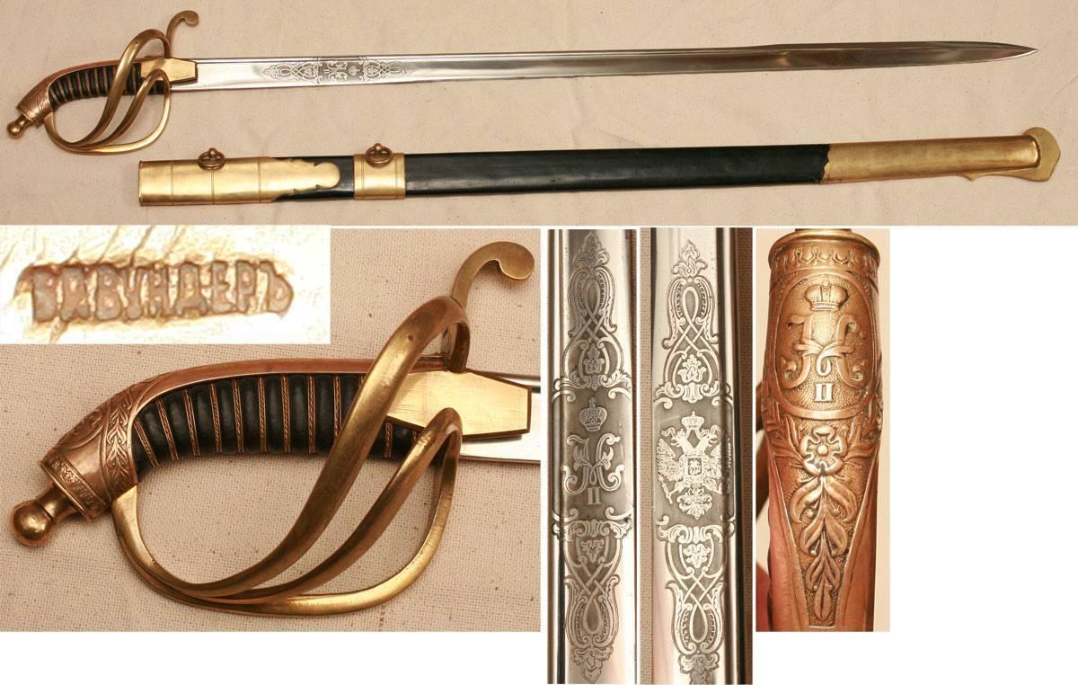 Потрясающая красота эфесов корзинчатых мечей (21 фото)