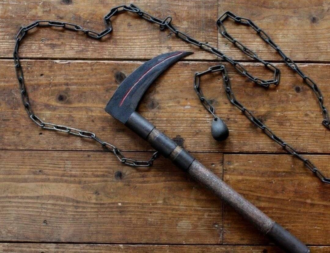 Кусаригама – оружие японских ниндзя