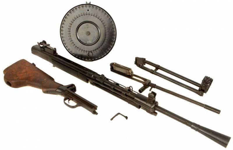 Ручной пулемёт дегтярёва — википедия с видео // wiki 2