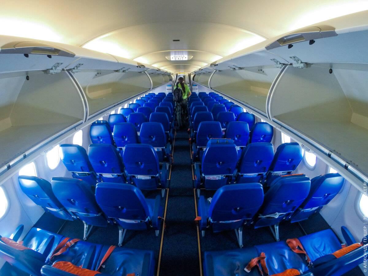 Airbus 319: нумерация кресел и лучшие места, эксплуатирующие авиаперевозчики