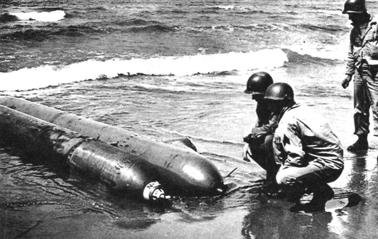 610-мм торпеда тип 93