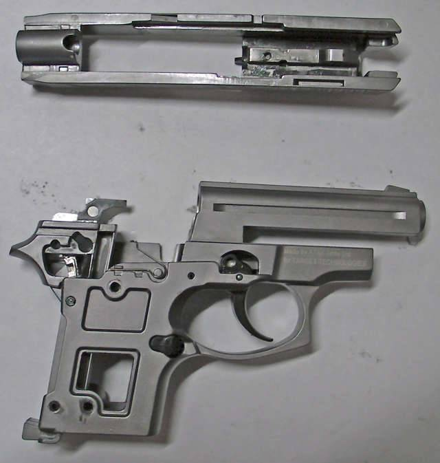 Травматический пистолет streamer 1014   о р у ж и е