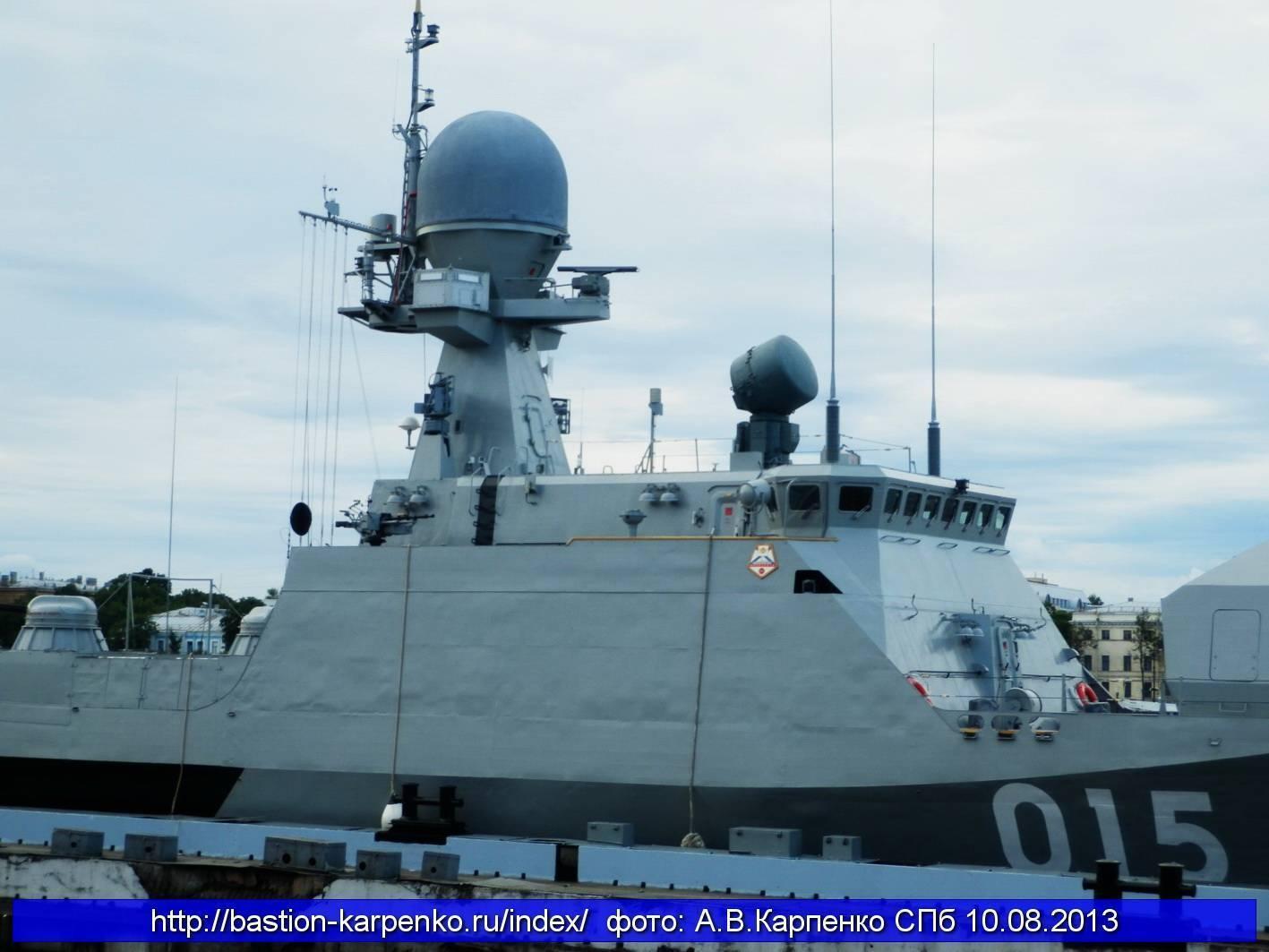 Малые ракетные корабли проекта 21631 — википедия переиздание // wiki 2