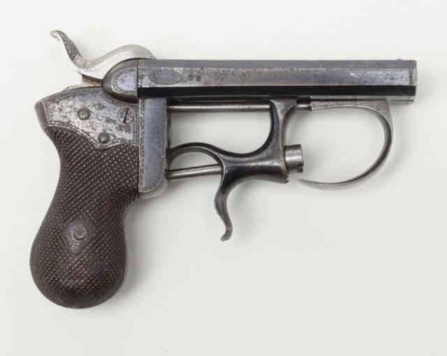 2 мм шпилечный патрон