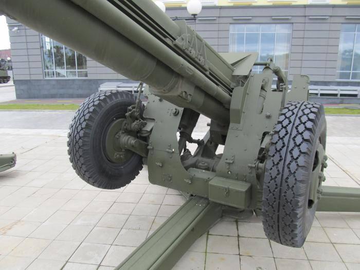 152-мм гаубица 2а61 википедия