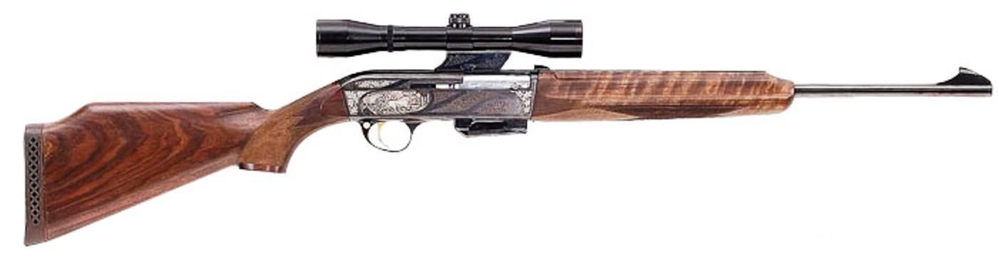 Охотничий карабин «изюбр»