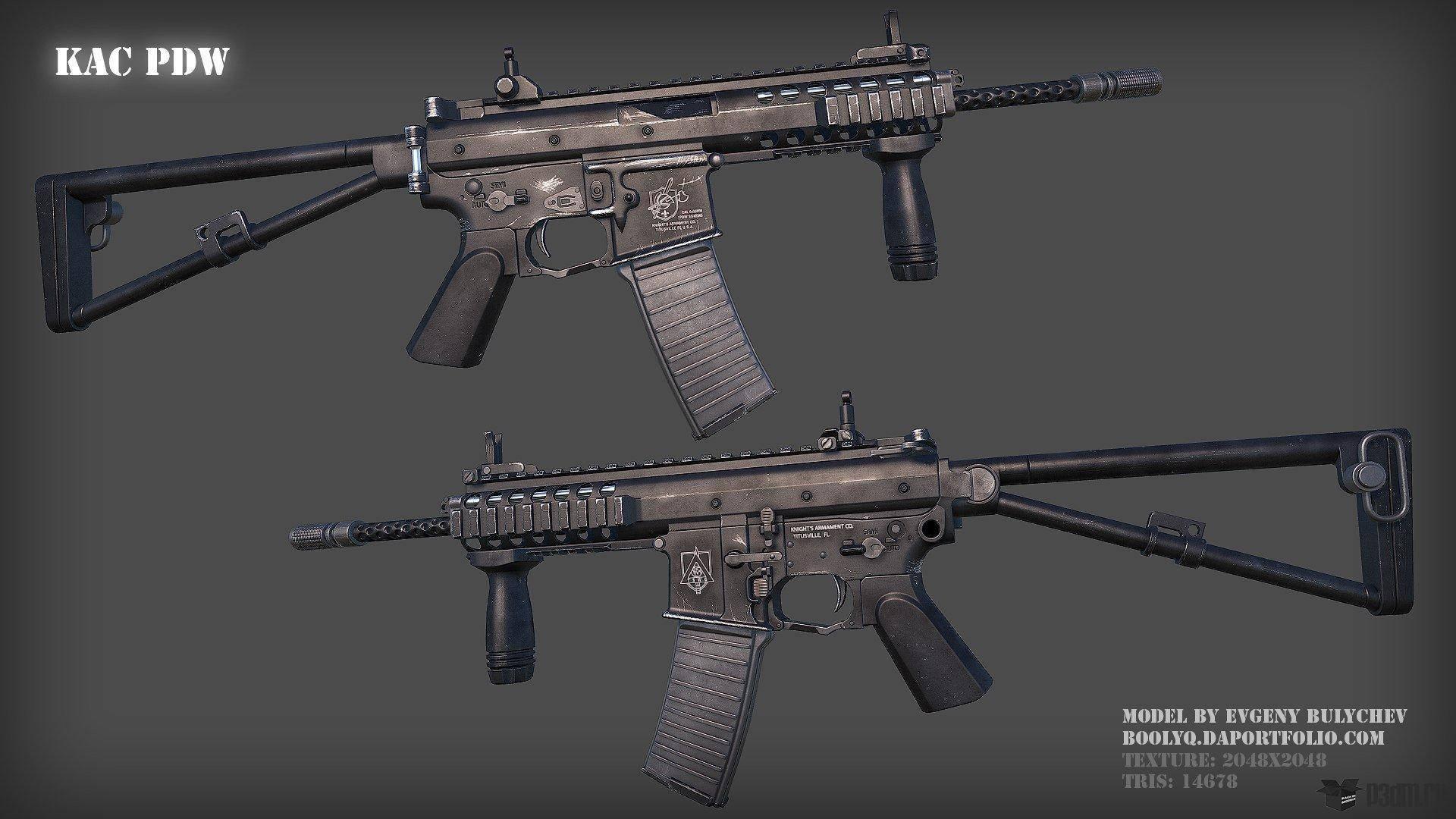 Обзор оружия в call of duty: mobile