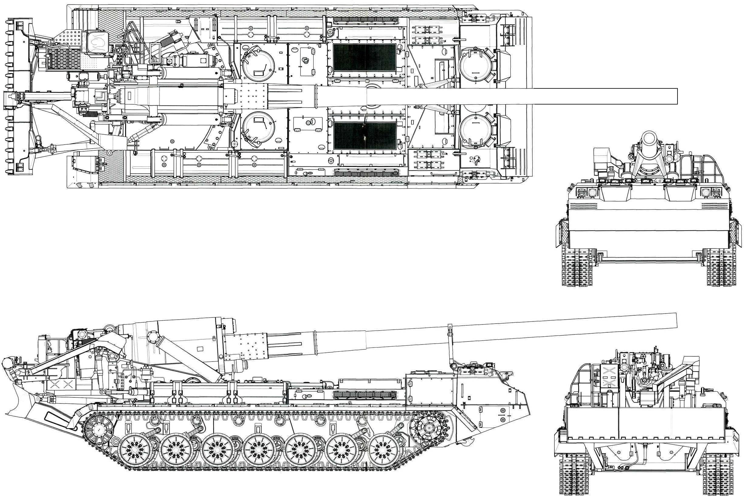 Су-152/история