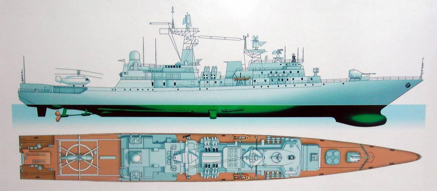 Сторожевые корабли проекта 11540 — википедия. что такое сторожевые корабли проекта 11540