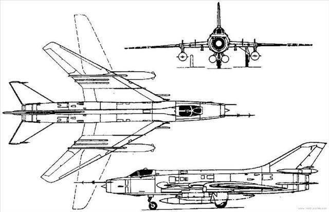 Миг-25 - советский истребитель