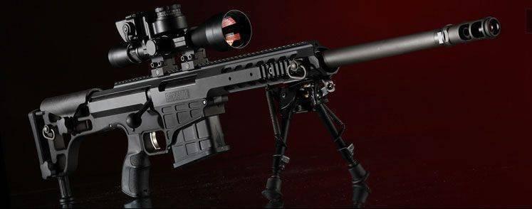 Barrett 98b bravo снайперская винтовка — характеристики, фото, ттх