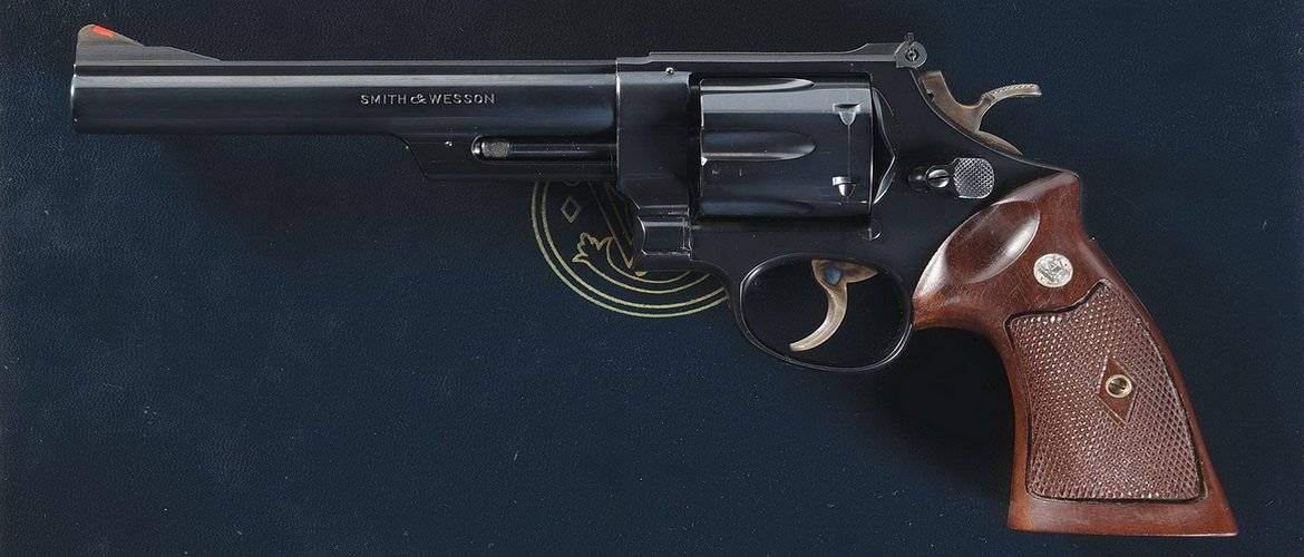 Smith & wesson model 29 — википедия. что такое smith & wesson model 29