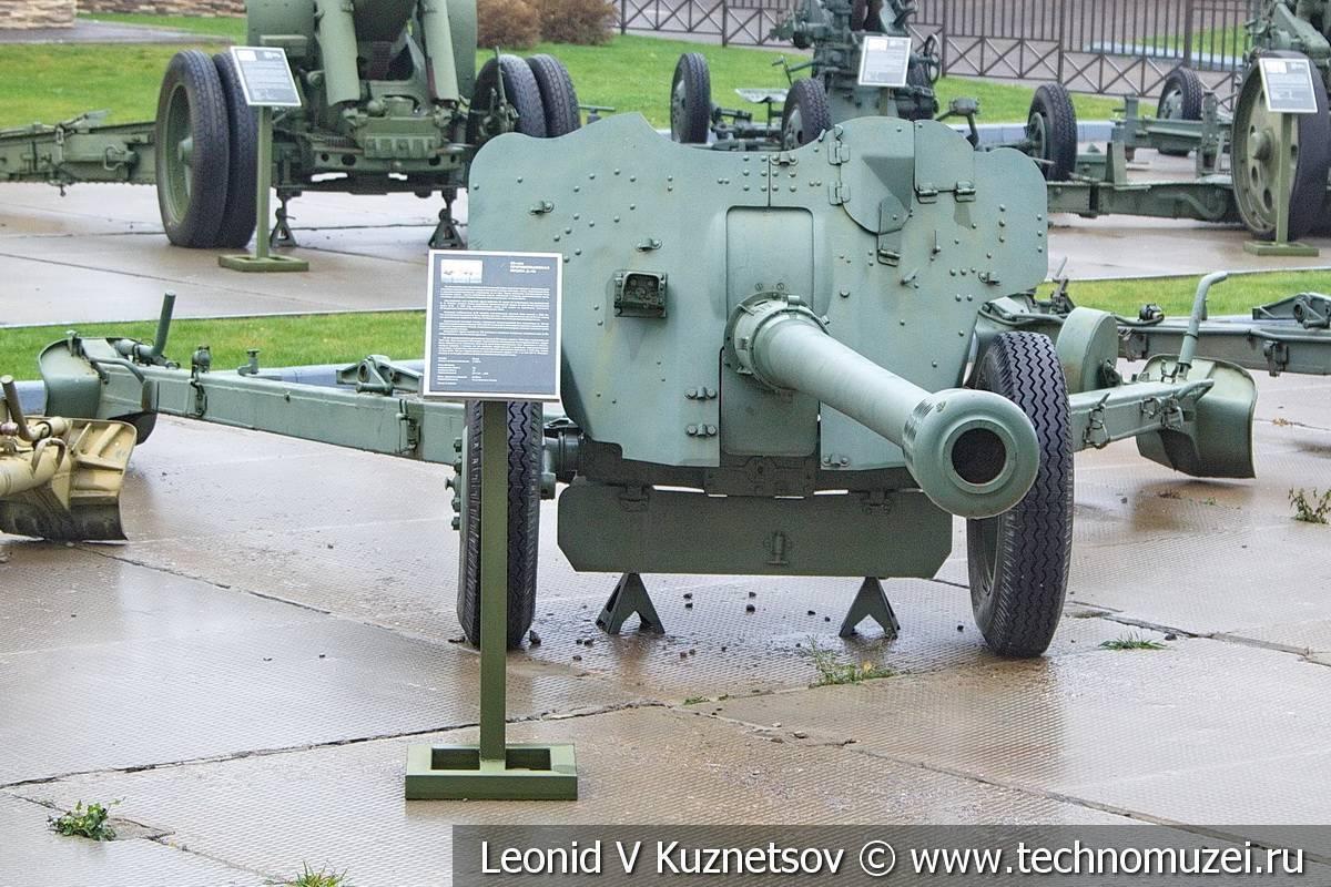 85-мм противотанковая пушка д-48 (1953) | военный портал