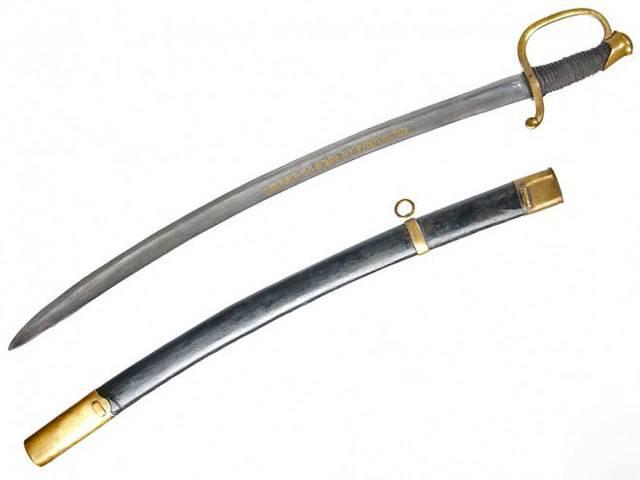 Сабля – оружие, пережившее века