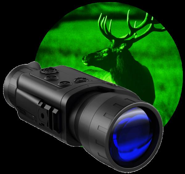 Приборы ночного видения: отбиноклей до биотехнологий