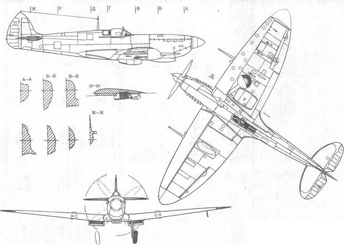Истребитель як-7 окб яковлева   армии и солдаты. военная энциклопедия