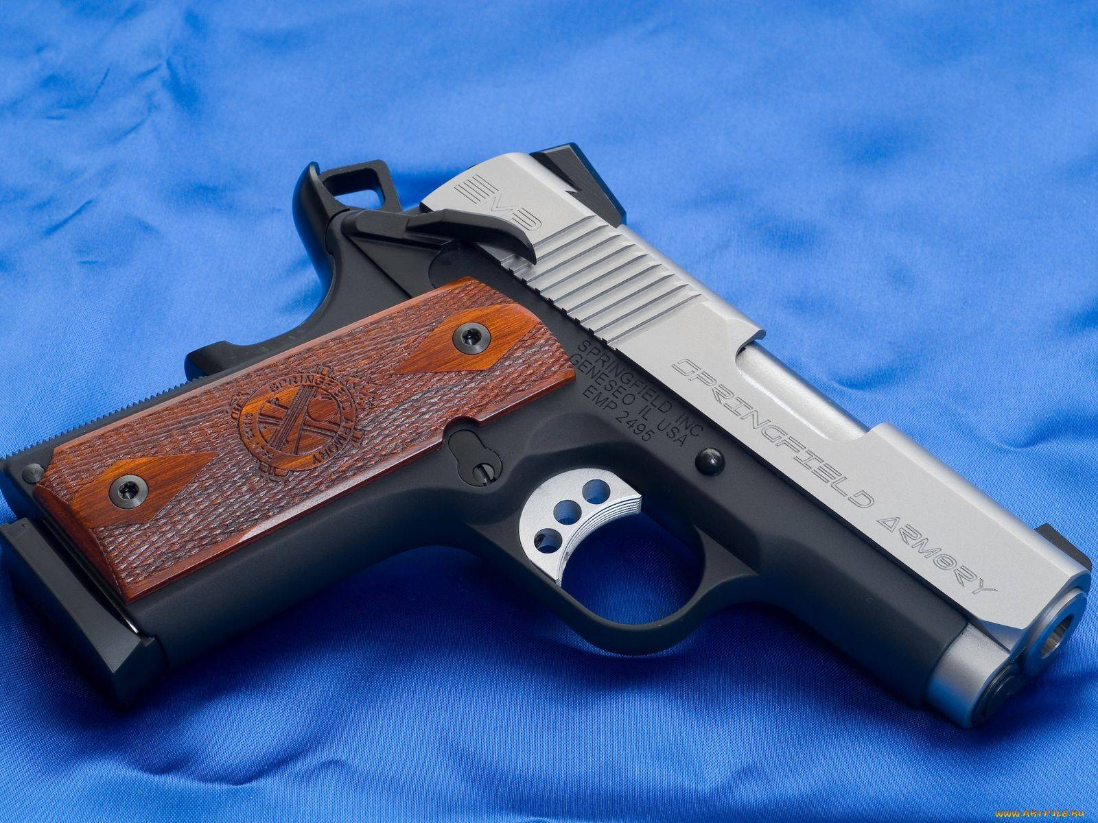 Springfield armory adds new enhanced micro pistol (emp)