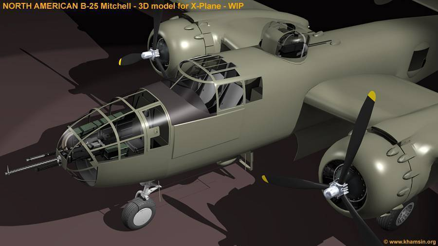 B-25 «митчелл»  | военный альбом