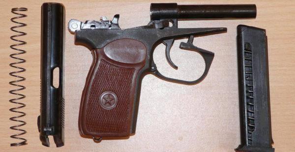 Кордон (оружие самообороны)